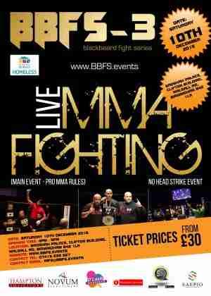 As-Suffa Outreach | BlackBeard Fight Series 3